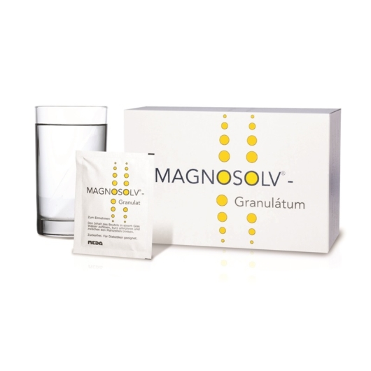 Magnosolv Granulatum 30x6,1g